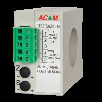 TFCT 貫穿式電流轉換器-輸出 DC4~20mA